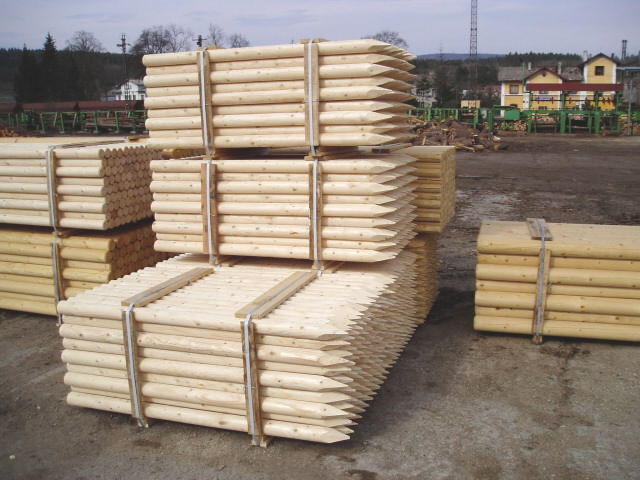 Storage of finished posts